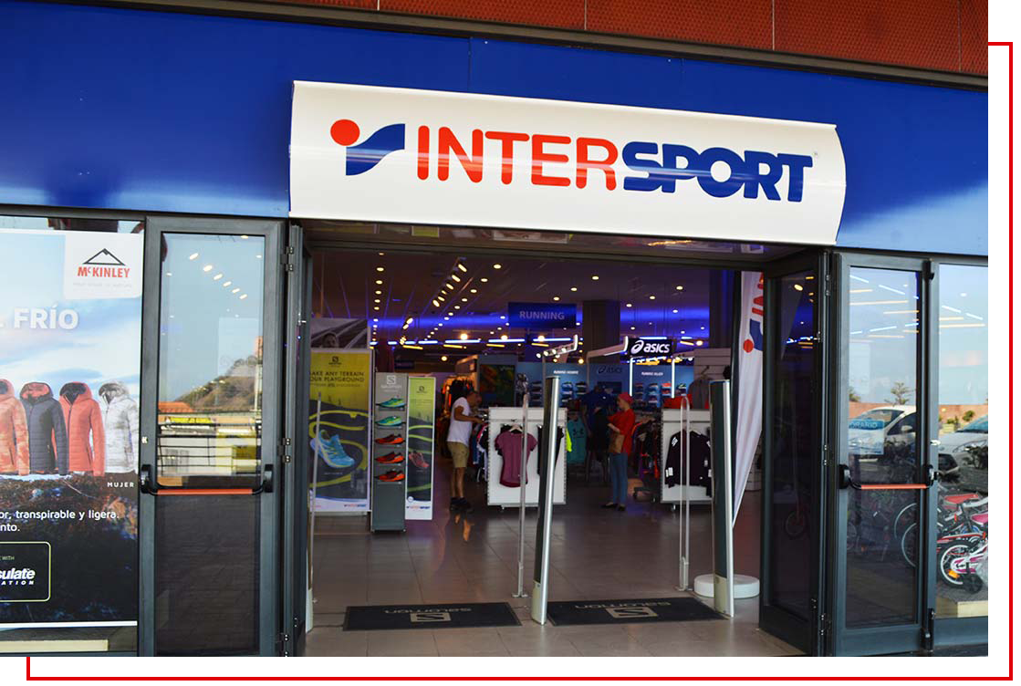 intersport linea roja