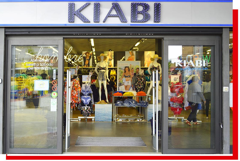 kiabi entrada linea