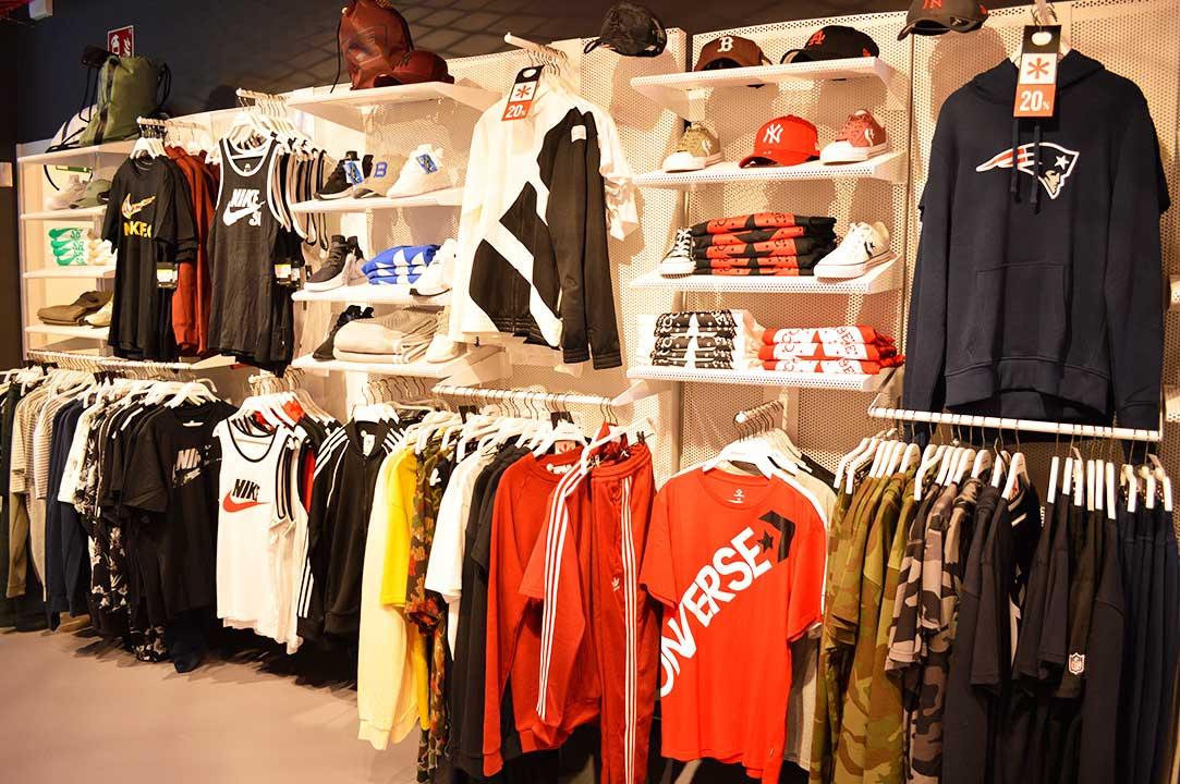Wanna Sneakers, tienda de zapatillas sneakers, ropa