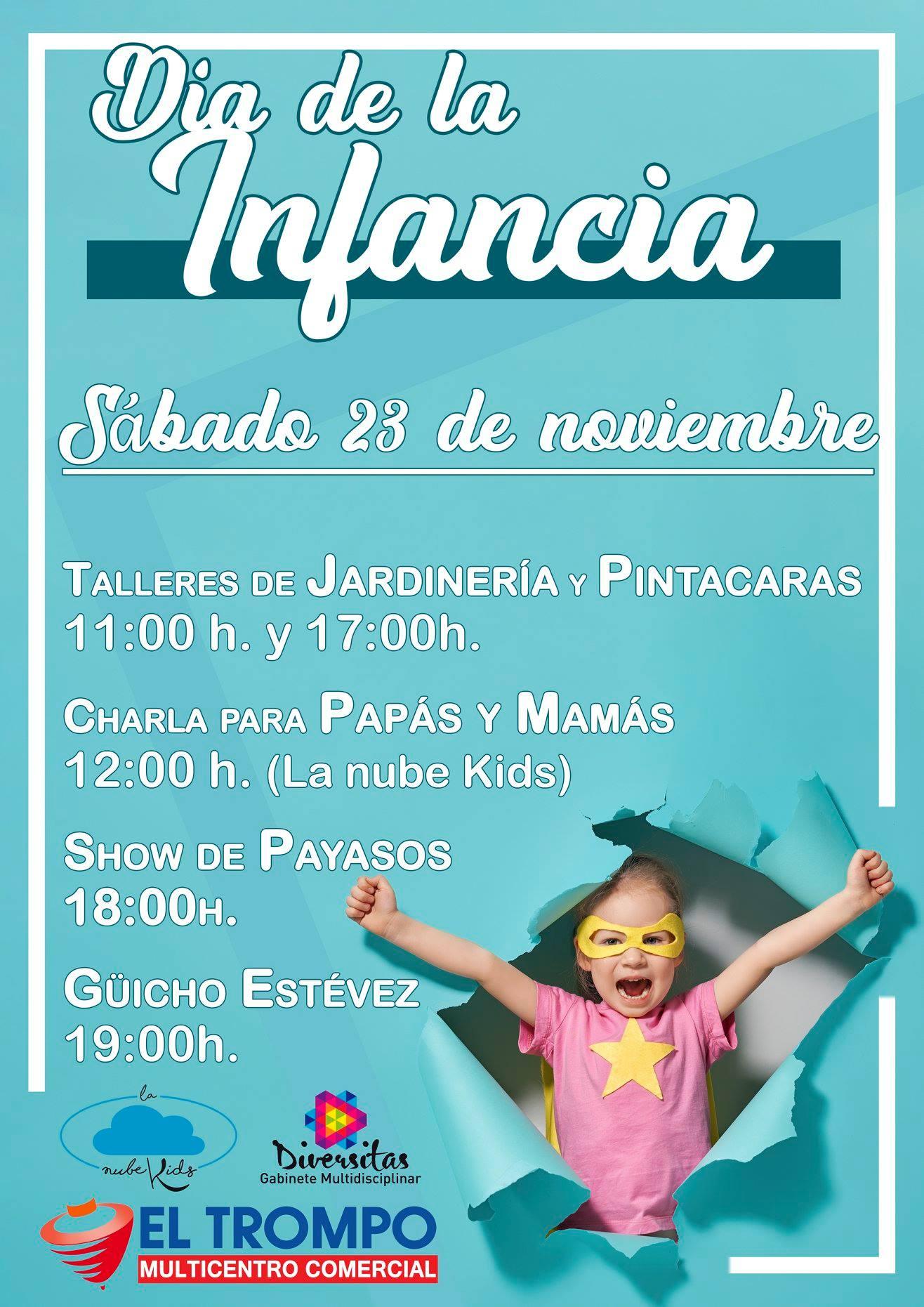 Día de la Infancia (23 de noviembre)